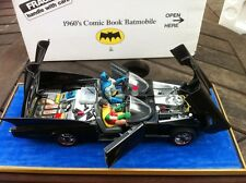 Danbury Mint 1960s Comic Book Batmobile 1/24