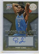 2012-13 Perry Jones Totally Certified #27 GOLD ROOKIE ROLL CALL #D/25 (C30)