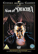 SON OF DRACULA NEW DVD