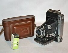20% OFF! 1959 RUSSIAN USSR MOSKVA-5 6x6 MEDIUM FORMAT CAMERA + FILM