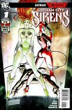 Complete Set GOTHAM CITY SIRENS #1-26  Harley Quinn OOP Rare Hot Poison Ivy NM