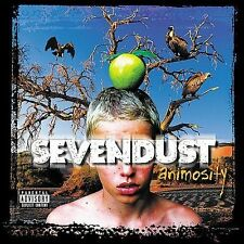 Animosity by Sevendust (CD, Nov-2001, TVT) Nu Metal