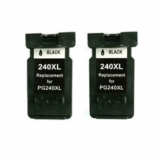 Superb Choice® Ink Cartridge for Canon Pixma Mg4120/Mg4140/Mg4220 (2 Black)