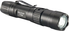 PELICAN 7100 LED FLASHLIGHT 695 LUMENS USB RECHARGEABLE