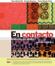 En contacto, Enhanced Student Text: Gramática en accion (World Languages)
