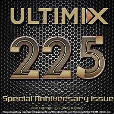 Ultimix 225 CD Ultimix Records Jason Derulo Adele PSY Adam Lambert Europe