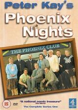 PETER KAY PHOENIX NIGHTS 2002 COMPLETE SERIES 1 BRAND NEW AND SEALED UK R2 DVD