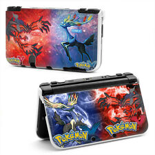 POKEMON XY Hard Case Cover For OLD STYLE NINTENDO 3DS XL