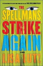 The Spellmans Strike Again: A Novel (Izzy Spellman Mysteries) by Lutz, Lisa, Goo