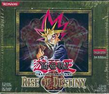 YUGIOH RISE OF DESTINY ROD BOOSTER 1ST ED 12 BOX CASE BLOWOUT CARDS