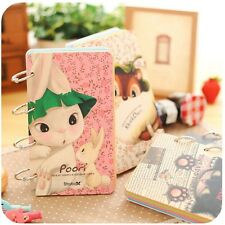 """Toread Cat Ver.3"" 1pc Coil Spiral Diary Cute Planner Journal Memo Notebook Gift"