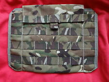 British Army Osprey MK4 / 4A Side Plate Pocket (NO ARMOUR) - MTP - SUPER GRADE 1
