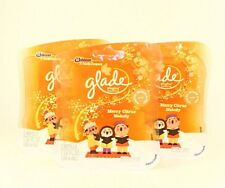 6 Refills Glade MERRY CITRUS MELODY Plugins Oil Refill WINTER LIMITED EDITION