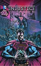 INJUSTiCE GODS AMONG US YEAR TWO VOL #1 TPB DC Video Game Prequel Comics #1-5 TP