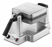 Waring Stainless Steel Pro WMS200 4-Slice Professional Belgian Waffle Maker
