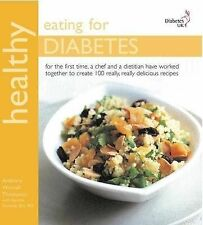 Healthy Eating for Diabetes: In Association with Diabetes UK (Healthy Eating Ser