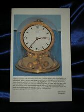 Instruction Booklets For Kundo Midget Anniversary Clock Suspension Spring