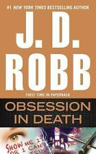 Obsession in Death, Robb, J. D., Good Book