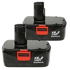 Enegitech 2 Pack Battery For Craftsman C3 19.2V XCP 3.0Ah High Capacity 11375...
