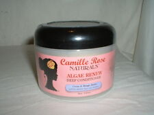 8 oz Camille Rose Naturals Algae Renew Deep Conditioner Cocoa & Mango Butter NEW
