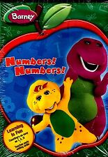 BRAND NEW CHILDREN  DVD // BARNEY // NUMBERS ! NUMBERS! // 30 min