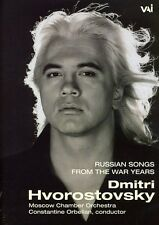 Dmitri Hvorostovsky: Russian Songs From the War Years (2005, DVD NEUF)
