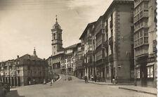 Tarjeta Postal. VITORIA. Cuesta de San Vicente.