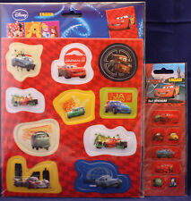 **CARS 3D-Sticker**CARS 2 in 1 Sticker** (Wackelbilder) Panini**neu