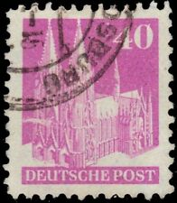 "GERMANY 651 (Mi90wg) - Cologne Cathedral ""Perf 11.5 x 11.0"" (pa79096)"