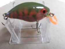 Custom Painted Rapala Wood DT-4,DT-4,#SP90,Missouri Craw