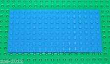 Lego Blue Plate 8x16  NEW!!!