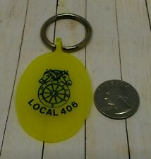 I.B. of T.C.W & H. of A. Local 406 Keychain Fob