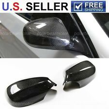 2010 2011 2012 2013 BMW E92 E93 LCI 328i 335i Coupe Carbon Fiber Mirror Covers