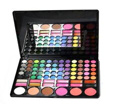 Imported Mac Professional Make Up Kit [ 60 Eyeshadow, 12 Lip Palette, 6 Blusher