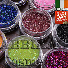 Holographic shiny fine glitter dust for gel crafts kids nail art body tattoo
