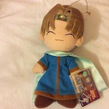 "10"" Love Hina Sega Anime Animation Plush Character Prize 2002 new with tag"
