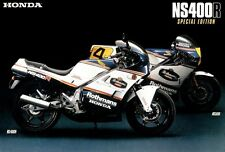Honda NS400R Poster MINT Rothmans Racing Colours NS 400R Large Poster