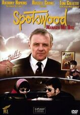 Spotswood mit Anthony Hopkins, Russell Crowe, Ben Mendelsohn, Toni Collette NEU