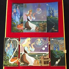 CINDERELLA DISNEY PIN ACME ARCHIVE ARTIST SERIES NUMBERED LITHO JUMBO LE 100