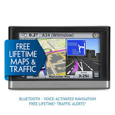 Garmin nuvi 2597 LMT GPS LifeTime map Voice Recog Bluetooth Navigator 2597LMT