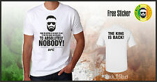 T-shirt McGregor Conor the notorious UFC gym gift fight mama 2017 all sizes
