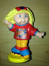CABBAGE PATCH KIDS CPK ROLLER SKATE 1997 DORDA PLASTIC TOY FIGURE USA