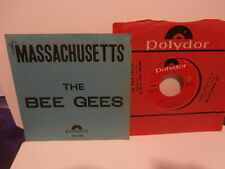"the bee gees""massachusetts""-single7""or.fr.pol:421156. juke-box"