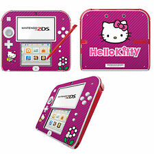 Hello Kitty Vinyl Skin Sticker for Nintendo 2DS