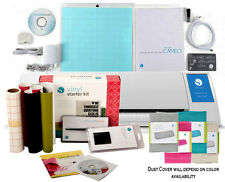 Silhouette CAMEO V2 Machine FREE TWO STARTER KITS Vinyl & Heat Transfer & COVER