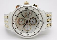 Invicta Men's 3806 ll Collection Trilogy Chronograph Mother of Pearl Watch