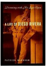 Dreaming with His Eyes Open: A Life of Diego Rivera, Marnham, Patrick, Acceptabl