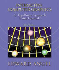 Interactive Computer Graphics: A Top-Down Approach with OpenGL Angel, Edward Ver