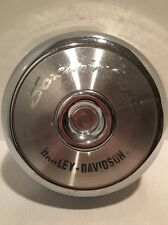 """8"""" Harley Davidson Screamin Eagle Air Cleaner Cover Chrome Finish Used Condition"""