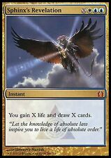 Sphinx's Revelation LP RTR Return to Ravnica MTG Magic Card Gold Rare